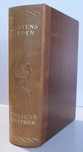 KUNSTENS VERDEN.  Samlet og utgitt av Kjell B. Sandved.