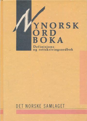 BOKMÅLSORDBOKA.  Definisjons- og rettskrivningsordbok. Redaksjon: Marit Ingebjørg Landrø og Boye Wangensteen.