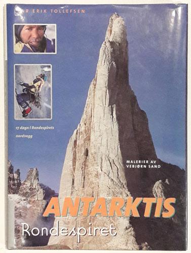 Rondespiret. Antarktis.