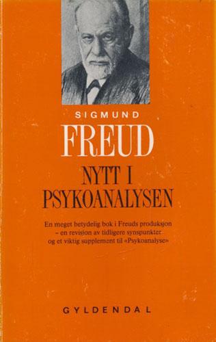 Nytt i psykoanalysen. Nye forelesninger til innførelse i psykoanalysen.