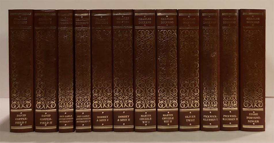 Utvalgte romaner.