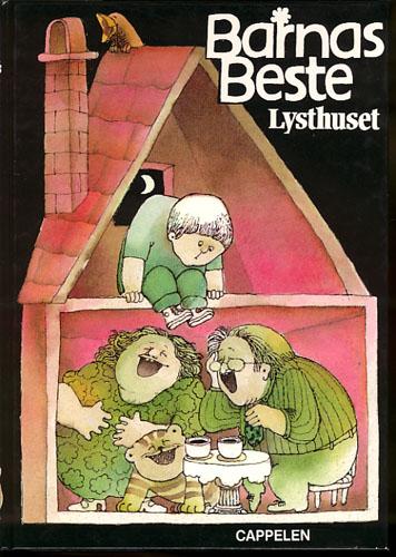 (BARNAS BESTE)  8. Lysthuset.