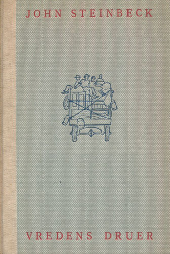 Vredens druer. Oversatt av Arthur Omre.