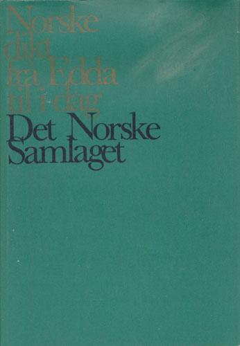 NORSKE DIKT FRÅ EDDA TIL I DAG.