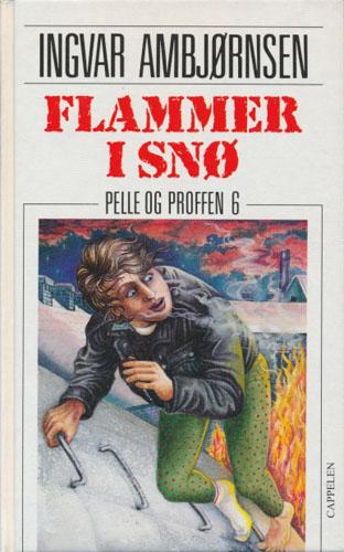 Flammer i snø. Pelle og proffen 6.