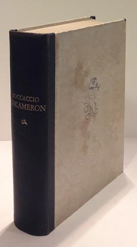 Dekameron. Illustreret af Arne Ungermann. Med Forord af Paul V. Rubow.