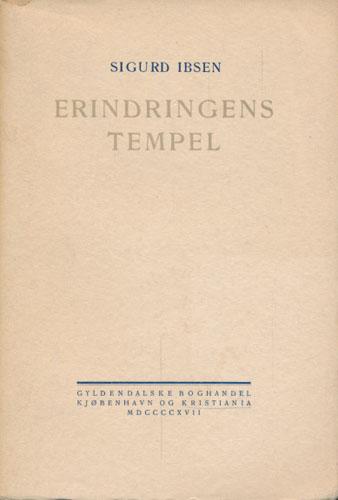 Erindringens tempel.