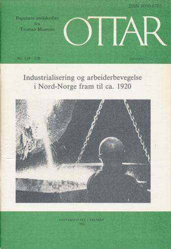 OTTAR.  Populærvitenskapelig tidsskrift fra Tromsø Museum.