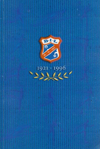 BYÅSEN IDRETTSLAG. 75 ÅR.  1921-1996.