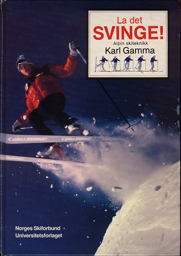 La det svinge! Alpin skiteknikk.