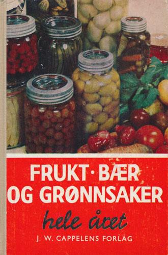Frukt, bær og grønnsaker hele året.
