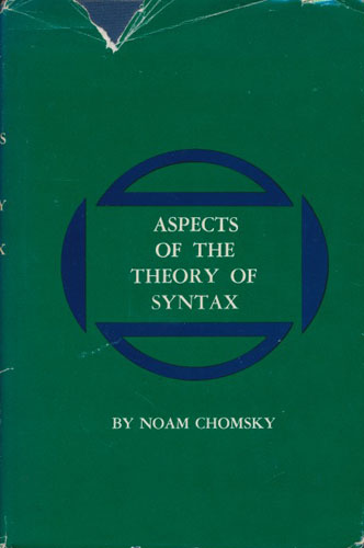 Aspects of The Theory of Syntax.