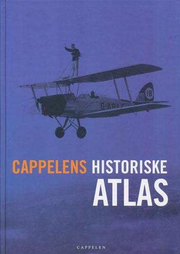 CAPPELENS HISTORISKE ATLAS.