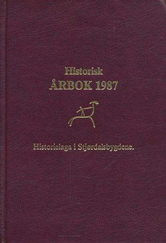 (STJØRDAL) HISTORISK ÅRBOK.