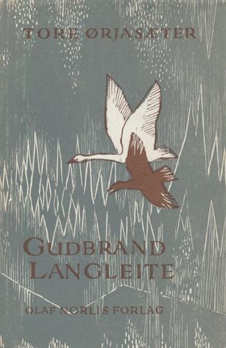 Gudbrand Langleite. Teikningar av Henrik Sørensen.