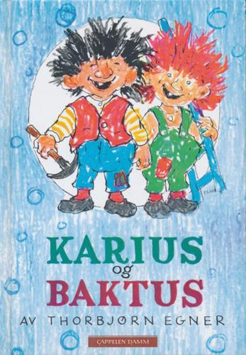 Karius og Baktus.