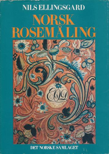 Norsk rosemåling.