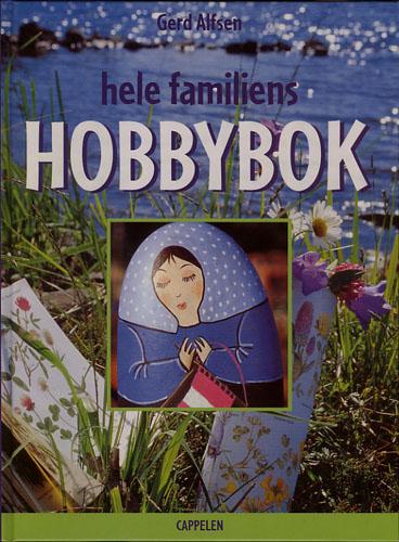 Hele familiens hobbybok.