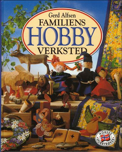 Familiens hobbyverksted.