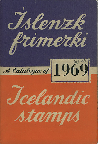 Íslenzk frímerki. Catalogue of Icelandic Stamps