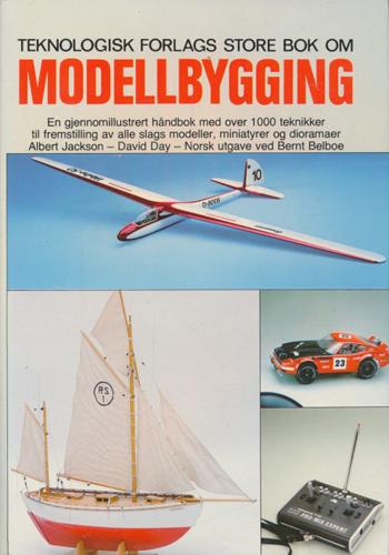 Teknologisk forlags store bok om modellbygging.