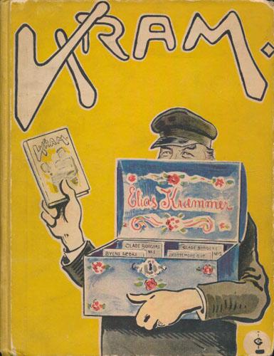 Kram. Humoristiske Skisser. Med tegninger af Gustav Lærum.