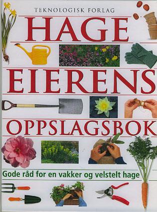 Hageeierens oppslagsbok.