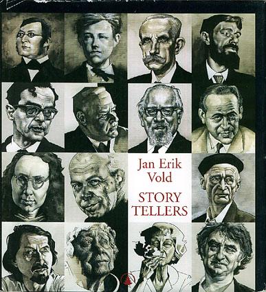 Storytellers. En begrunnet antologi. Illustrert av Steffen Kverneland.