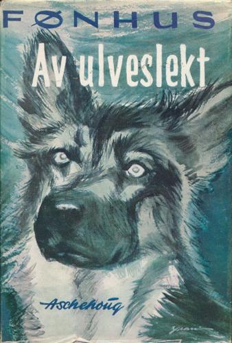 Av ulveslekt. Fortelling om en grønlandshund.