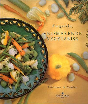 Fargerikt, velsmakende vegetarisk.