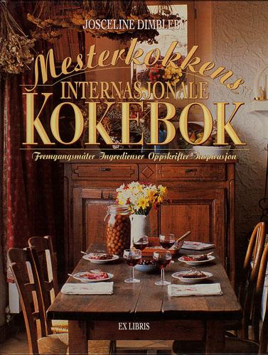 Mesterkokkens internasjonale kokebok.