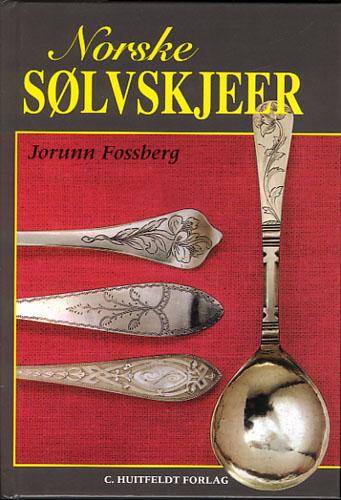 (VI SER PÅ KUNSTHÅNDVERK I NORGE) Norske sølvskjeer.