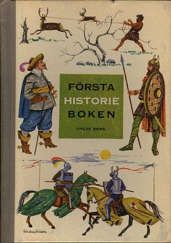 Första historieboken.