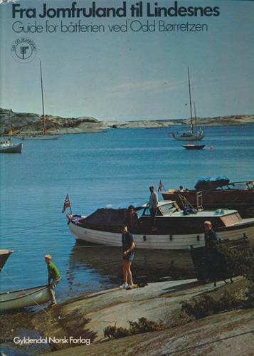 Fra Jomfruland til Lindesnes. Guide for båtferien.