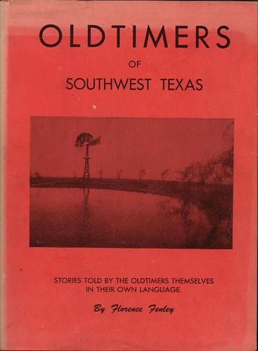 Oldtimers of Southwest Texas.