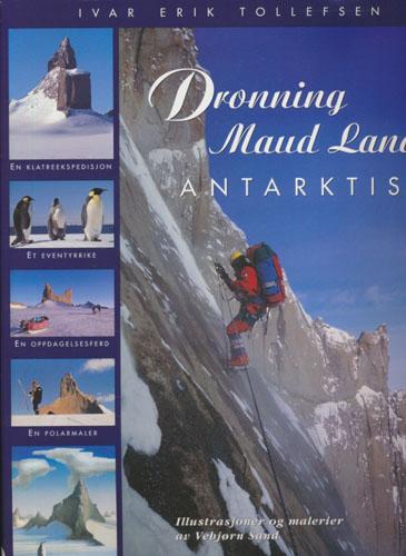 Dronning Maud Land.  Antarktis.