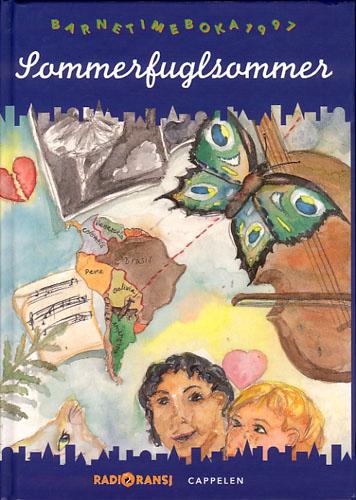 BARNETIMEBOKA 1997.  Sommerfuglsommer.
