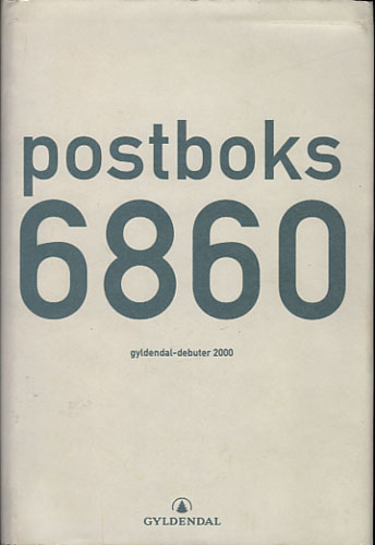 Postboks 6860. Gyldendal-debuter 2000.