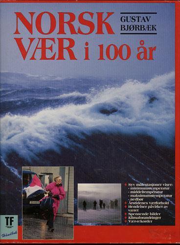 Norsk vær i 100 år.