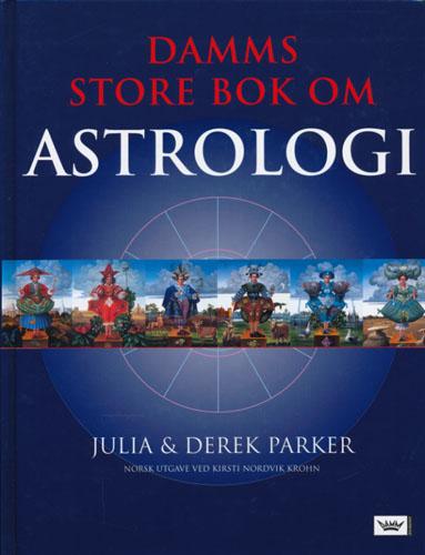 Damms store bok om astrologi.