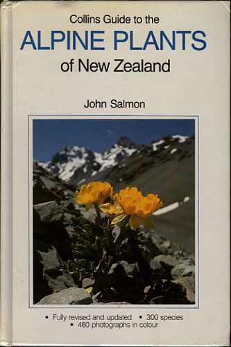 Collins Guide to Alpine Plants of New Zealand.