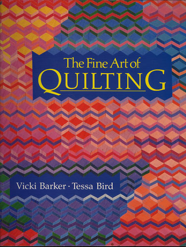 (LAPPETEKNIKK) The Fine Art of Quilting.
