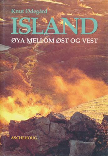 Island. Fra saga til samtid. Forord av Vigíds Finbogadóttir.