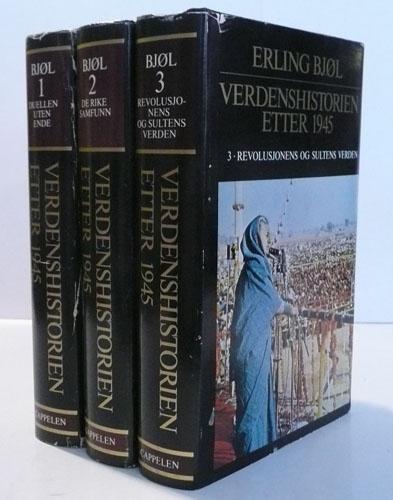 Verdenshistorien etter 1945.