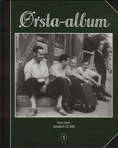 (ØRSTA) Ørsta-album 1.