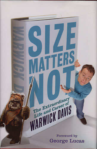 Size Matters Not. The Extraordinary Life and Career of -.