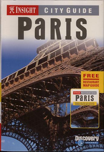 (INSIGHT CITY GUIDES) Paris.