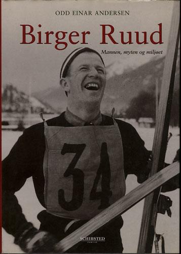 (RUUD, BIRGER) Birger Ruud.