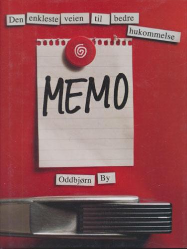 Memo - den enkleste veien til bedre hukommelse. Illustrasjoner av Siri J. Egeland.
