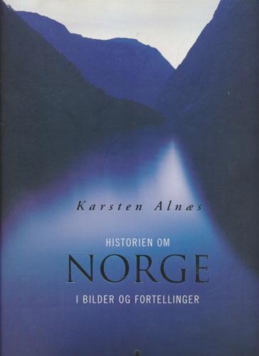 Historien om Norge i bilder og fortellinger.